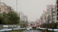 هوای 14 منطقه تهران برای همه شهروندان در حالت ناسالم قرار دارد