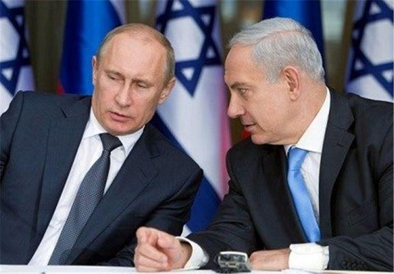 بنیامین نتانیاهو روز چهارشنبه با ولادیمیر پوتین دیدار می کند