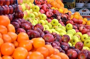 تازهترین قیمت ۱۵ میوه حاوی ویتامین C / هر کیلو لیمو ترش  ۱۸,۵۰۰ تومان