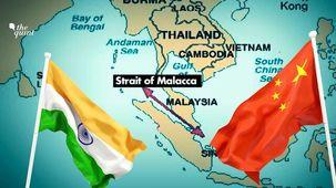 هندوستان تهدید به بستن مسیر واردات نفت چین کرد