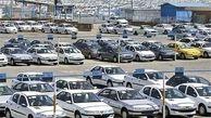 سردرگمی بازار خودرو در روزهای اول سال 1400