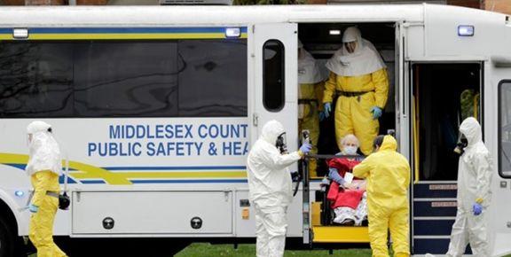 شمار مرگ و میر ویروس کرونا در آمریکا به 2227 نفر رسید