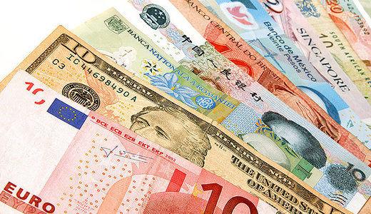 بانک مرکزی نرخ ارز را منتشرکرد/ قیمت 28 ارز پایین آمد