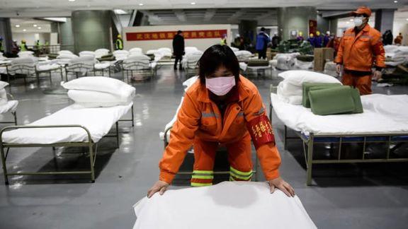 شمار مبتلایان به ویروس کرونا از 24 هزار نفر گذشت