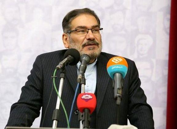 علی شمخانی: آمریکا در افغانستان آمادگی خود را برای مذاکره با ایران اعلام کرد