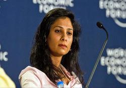 گیتا گوپیناثا استاد دانشگاه هاروارد به عنوان رئیس بخش تحقیقات صندوق بین المللی پول انتخاب شد