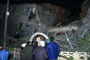 تلفات انسانی زلزله ترکیه به 21 کشته و 1030 زخمی رسید