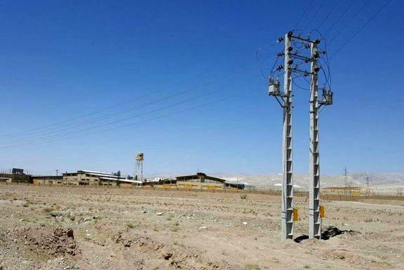 خط انتقال برق ترکمنستان به گنبد در مدار قرار گرفت