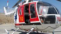 یک بالگرد جایگزین برای نجات جان مادر باردار شهرکردی اعزام شد