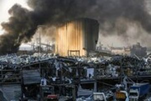آمار مرگ و میر انفجار بندر بیروت به 171 نفر رسید