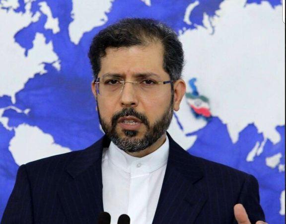 سخنگوی وزارت امور خارجه: اقدام دادگاه بحرین فاقد ارزش حقوقی است
