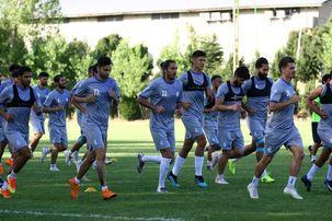 8 بازیکن استقلال به کرونا مبتلا شدند/لغو تمرین بازی استقلال به دلیل مثبت شدن آزمایش بازیکنان