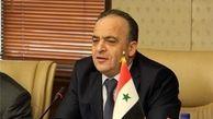 نخست وزیر سوریه وارد تهران شد