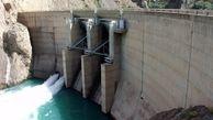 تراز تولید نیروگاههای برقآبی 4000 هزار مگاوات کاهش یافت