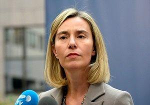 ابراز همدردی اتحادیه اروپا  با خانواده قربانیان حادثه تروریستی ایران