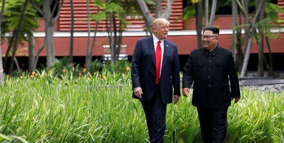 ترامپ:  اجازه نمیدهد فعالیت های مخبر «سیا» در کرهشمالی اتفاق بیفتد