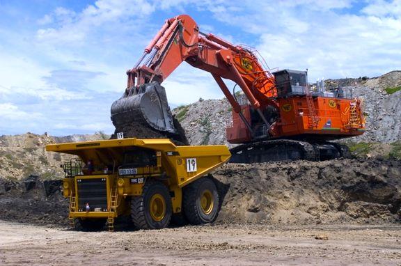 حجم صادرات بخش معدن و صنایع معدنی از ۳۴ میلیون تن عبور کرد