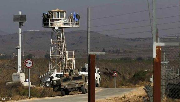 سوریه و اسرائیل بر سر باز شدن گذرگاه قنیطره توافق کردند