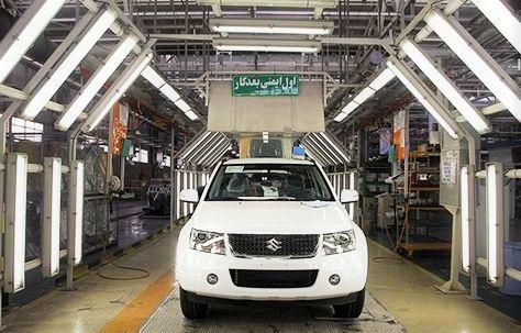 بازار سوریه  جبرانی برای کاهش درآمد در بازار داخل ایران خودرو