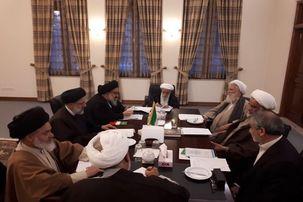 نشست هیئت خبرگان رهبری برای تنظیم برنامههای اجلاس اسفندماه