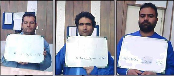 دستگیری سه دزد سابقه دار به جرم سرقت آجیل و داروخانه ها در تهران و البرز