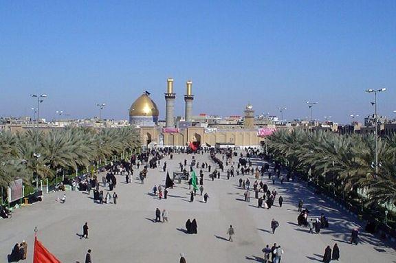 عراق سفر به کربلا را برای تمام زائران در زمان عرفه و عید قربان ممنوع اعلام کرد