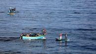 صیادان اسرائیلی از مرز دریایی خود برای صید ماهی فراتر رفتند