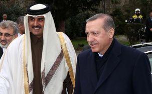 گام دوم قطر برای نجات اقتصاد ترکیه / بانک مرکزی قطر قرارداد مبادلات ارزی را با بانک مرکزی ترکیه امضا می کند
