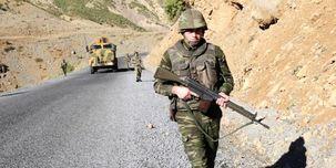کشته و زخمی شدن 7 سرباز ترکیه ایی در سوریه