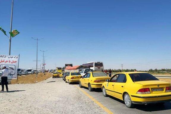 هزینه پارکینک خودروها در مرز مهران اعلام شد