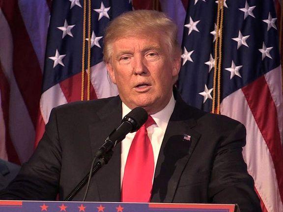 دونالد ترامپ در فلوریدا: احساس را دارم که آنها به زودی با ما صحبت خواهند کرد یا شاید هم نه، در این صورت نیز مشکلی نیست