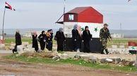 خروج بیش از هزار سوری از ادلب