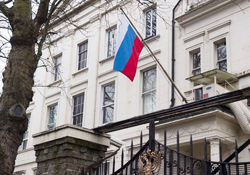 واکنش سفارت روسیه در لندن به ادعای روزنامه گاردین