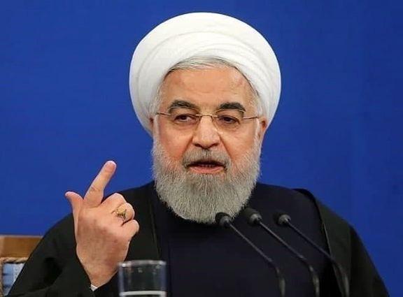 روحانی: مصوبه مجلس دست و پای ما را در مذاکرات بست