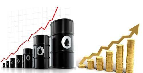 قیمت نفت بالا رفت/ طلا به ۴۸ دلار و ۵۱ سنت رسید