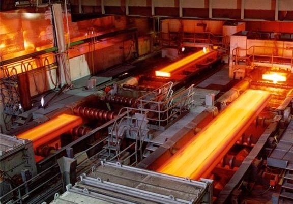 ایران به تولید 20 میلیون تن فولاد دست یافت