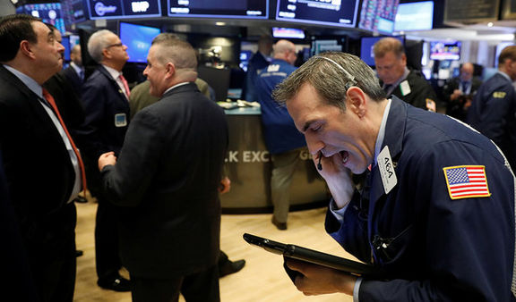 ریزش وال استریت در واکنش به نرخ تورم آمریکا