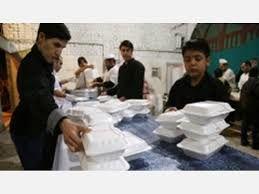 ایام محرم باعث افزایش قیمت ظروف پلاستیک شد