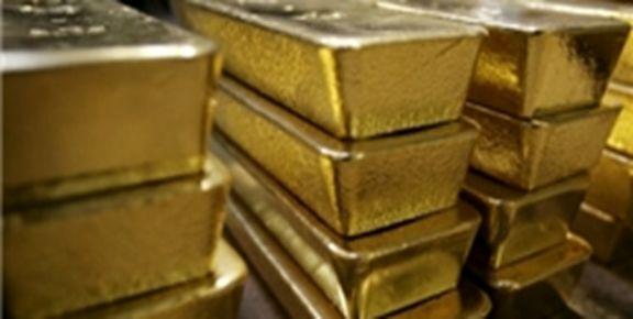 طلا در بازهای جهانی افزایش یافت/ هر اونس 1555دلار و 50 سنت