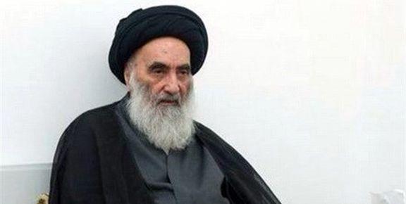 حمایت آیتالله سیستانی از ابقای دولت عبدالمهدی تکذیب شد