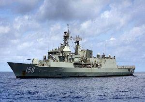 حضور ناو جنگی استرالیایی در دریای چین برای تقویت  اجرای تحریمهای کره شمالی