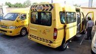 یک دانش اموز دختر 7 ساله در بیرجند از سرویس مدرسه به بیرون پرتاب شد و جان باخت