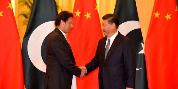 عمران خان با شی جینگ پینگ دیدار کرد / بسته اقتصادی شش میلیارد دلاری چین به پاکستان