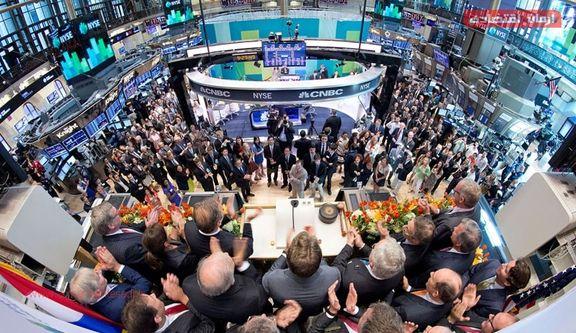 جهش سهام امریکا در دومین روز معاملاتی هفته / رشد 2.3 درصدی داوجونز در دو روز
