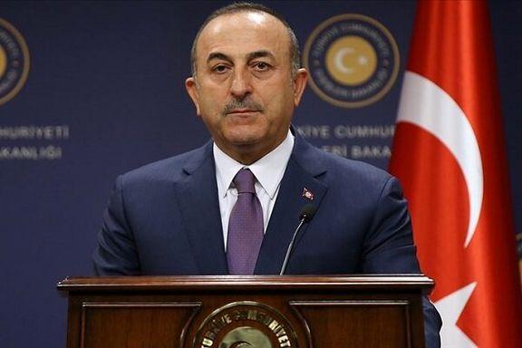 ترکیه: فرانسه قصد دارد گروه تروریستی در سوریه تشکیل دهد