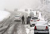 هوای استان های کشور برفی شده است/امشب هوای تهران برفی می شود