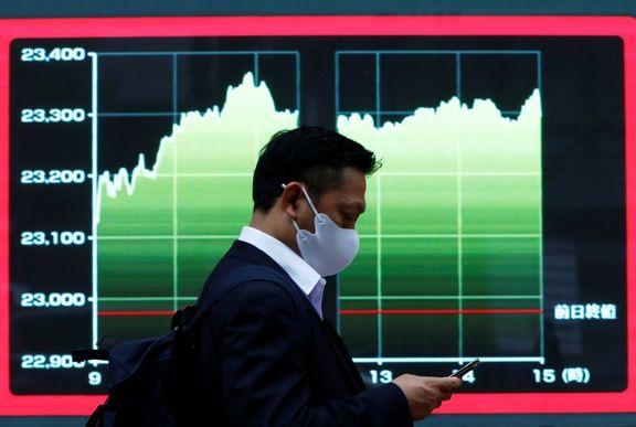 اصلاح بازارهای آسیا بعد از رشدهای متوالی / واکنش بازار به تحریم مقامات چینی