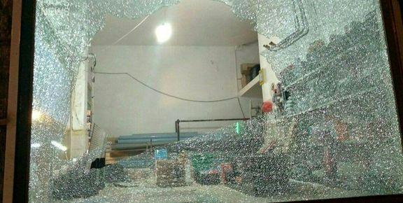 خسارت زلزله ۵.۵ ریشتری در برخی از روستاهای جاجرم