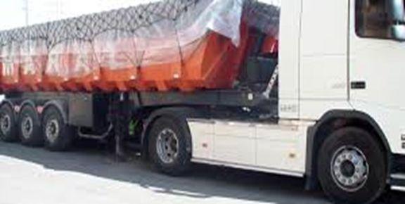 کشف 90 کیلو تریاک از یک کامیون