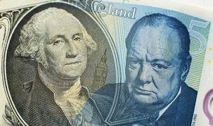 پوند در برابر دلار ارزش یافت